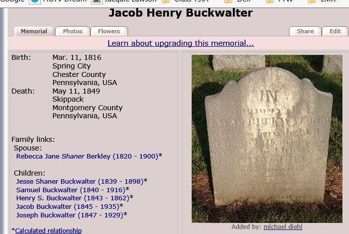 Jacob Buckwalter