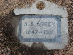 Abel Abbey