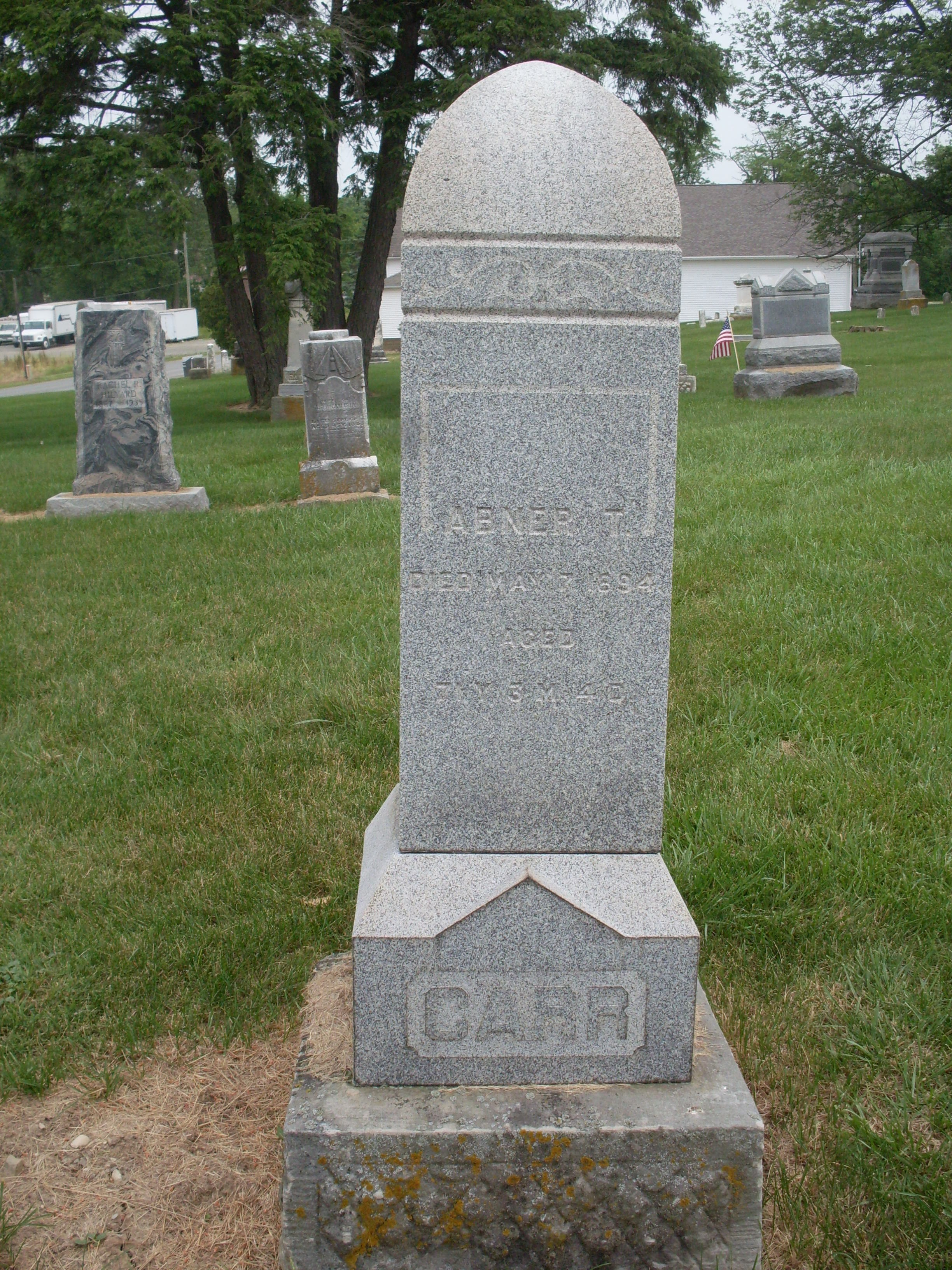 Abner Carr