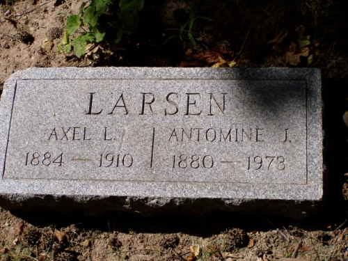 Aksel Verner Larsen