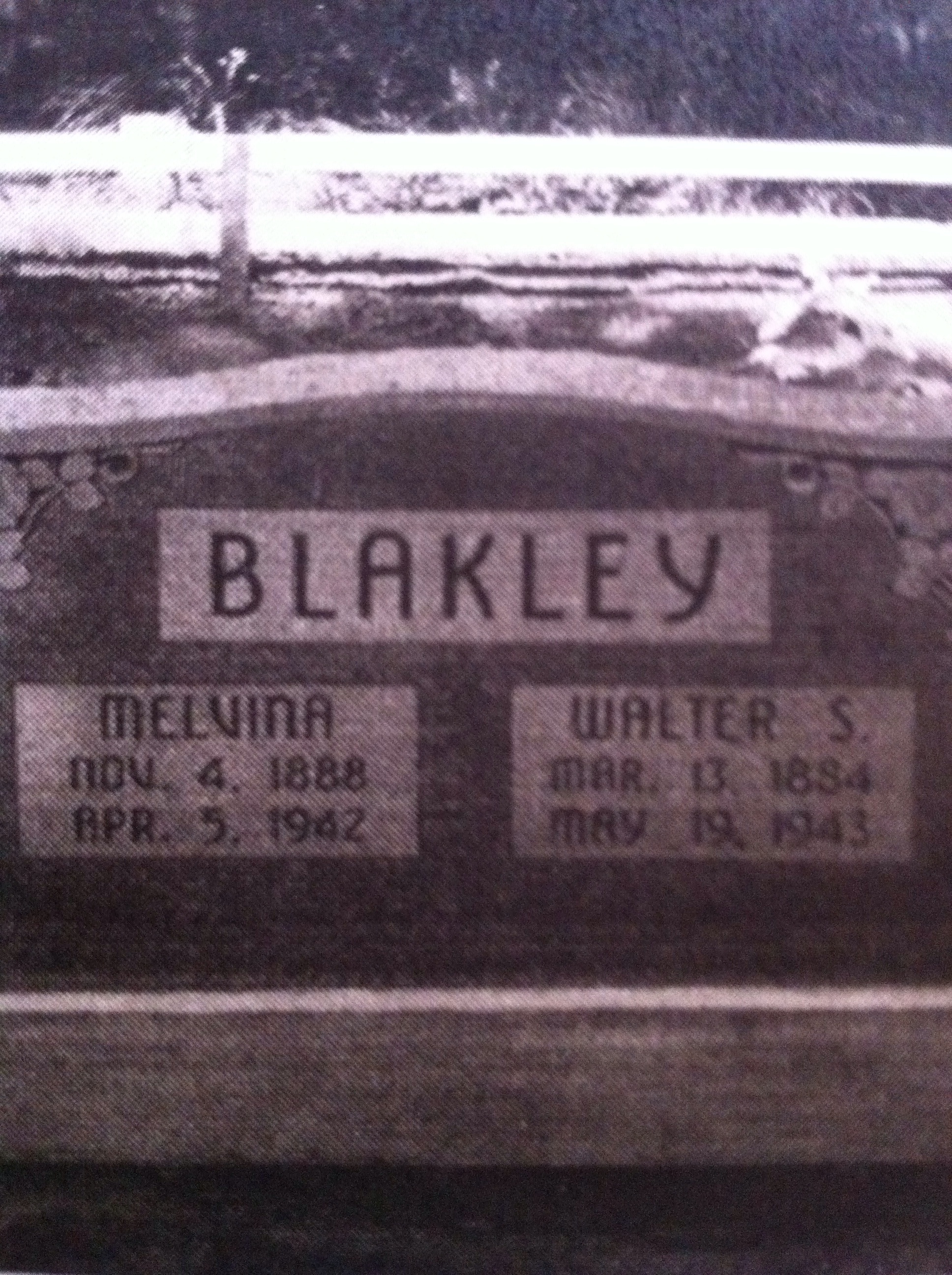 Walter Blakely