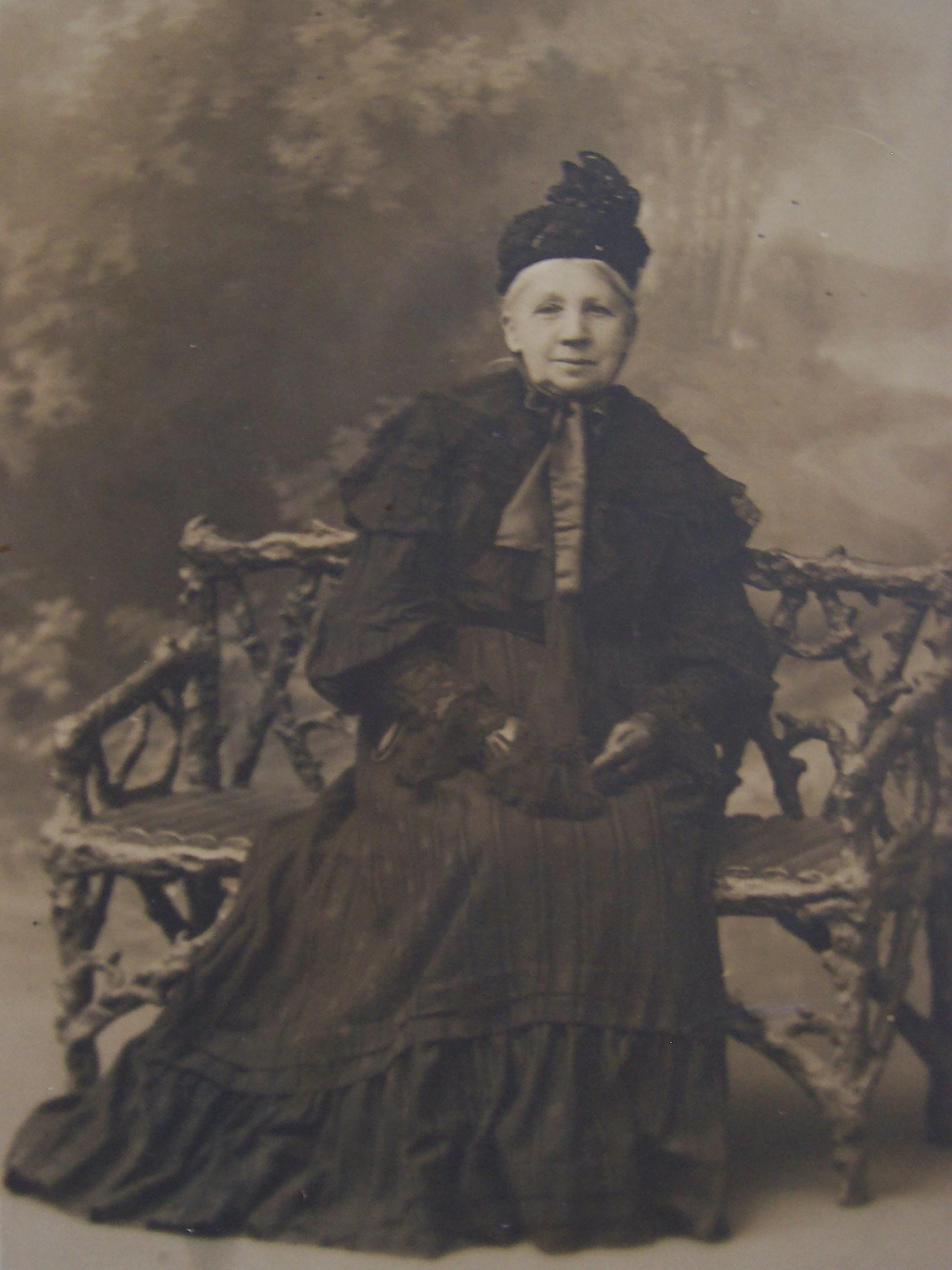 Elizabeth Harvie