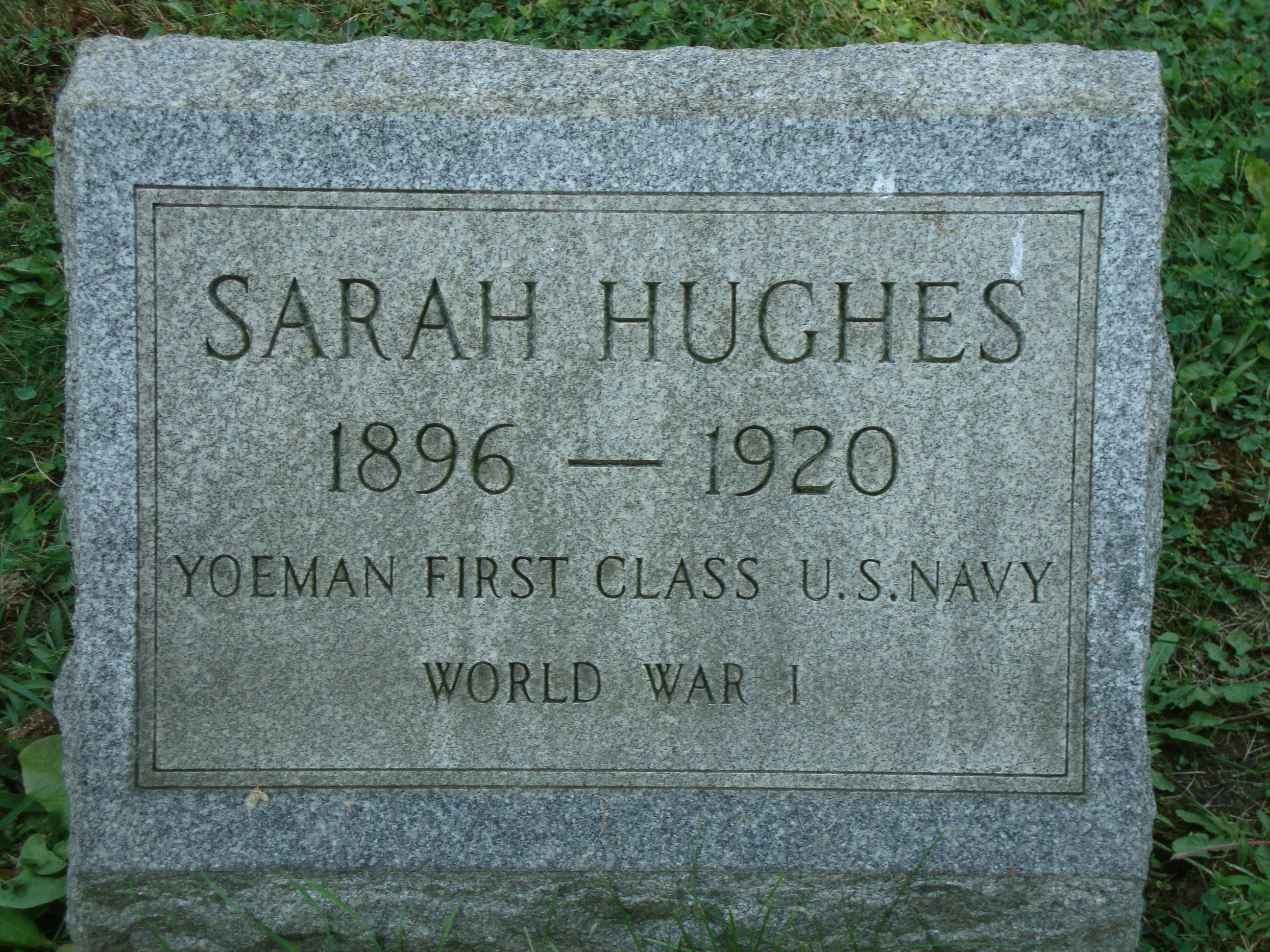 Sarah A Hughes