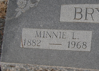 Minnie Lee Tucker