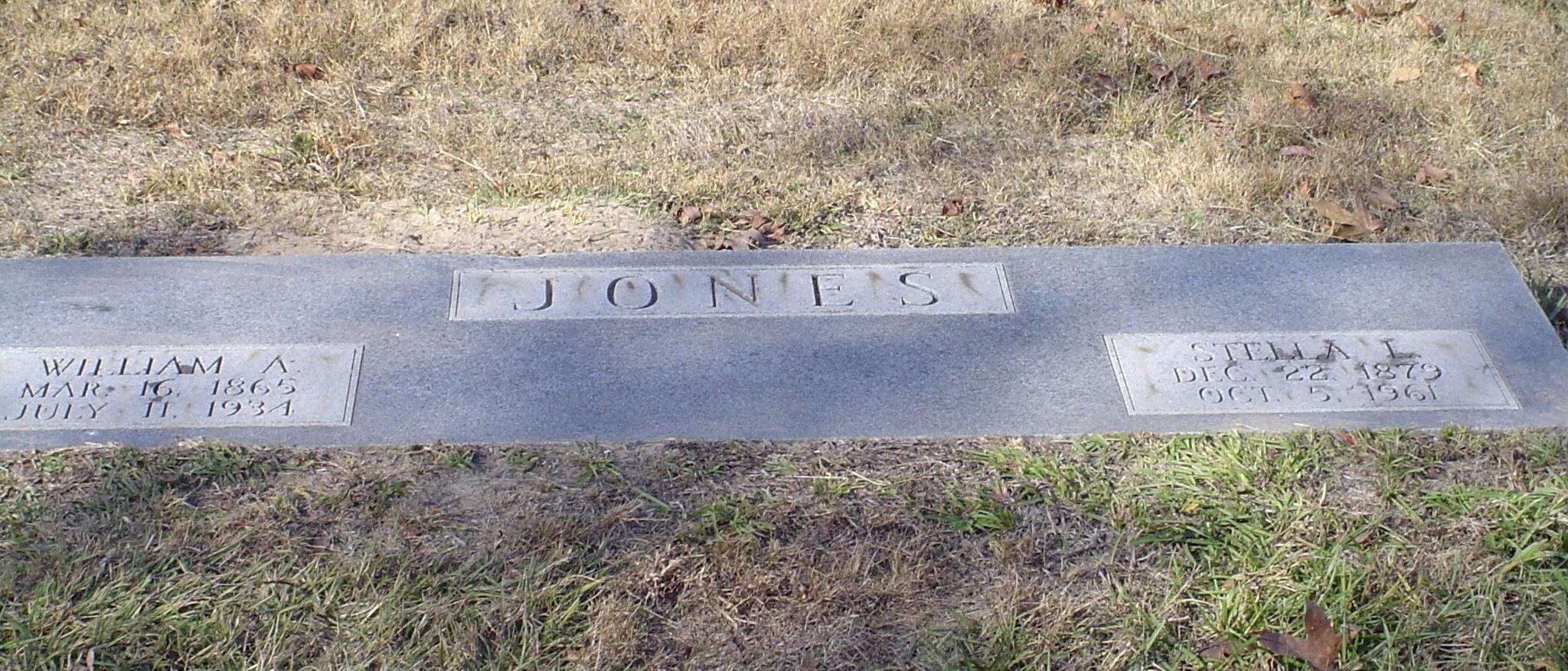 Albert Milton Jones