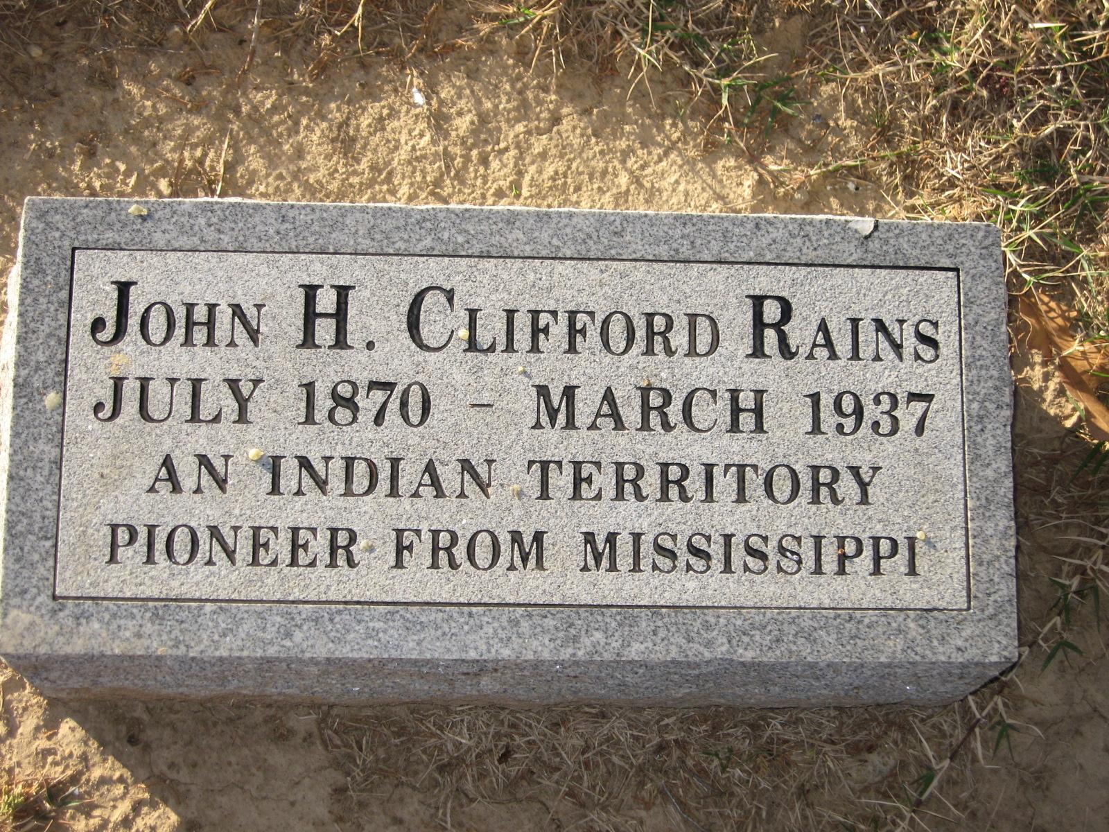 John C Clifford