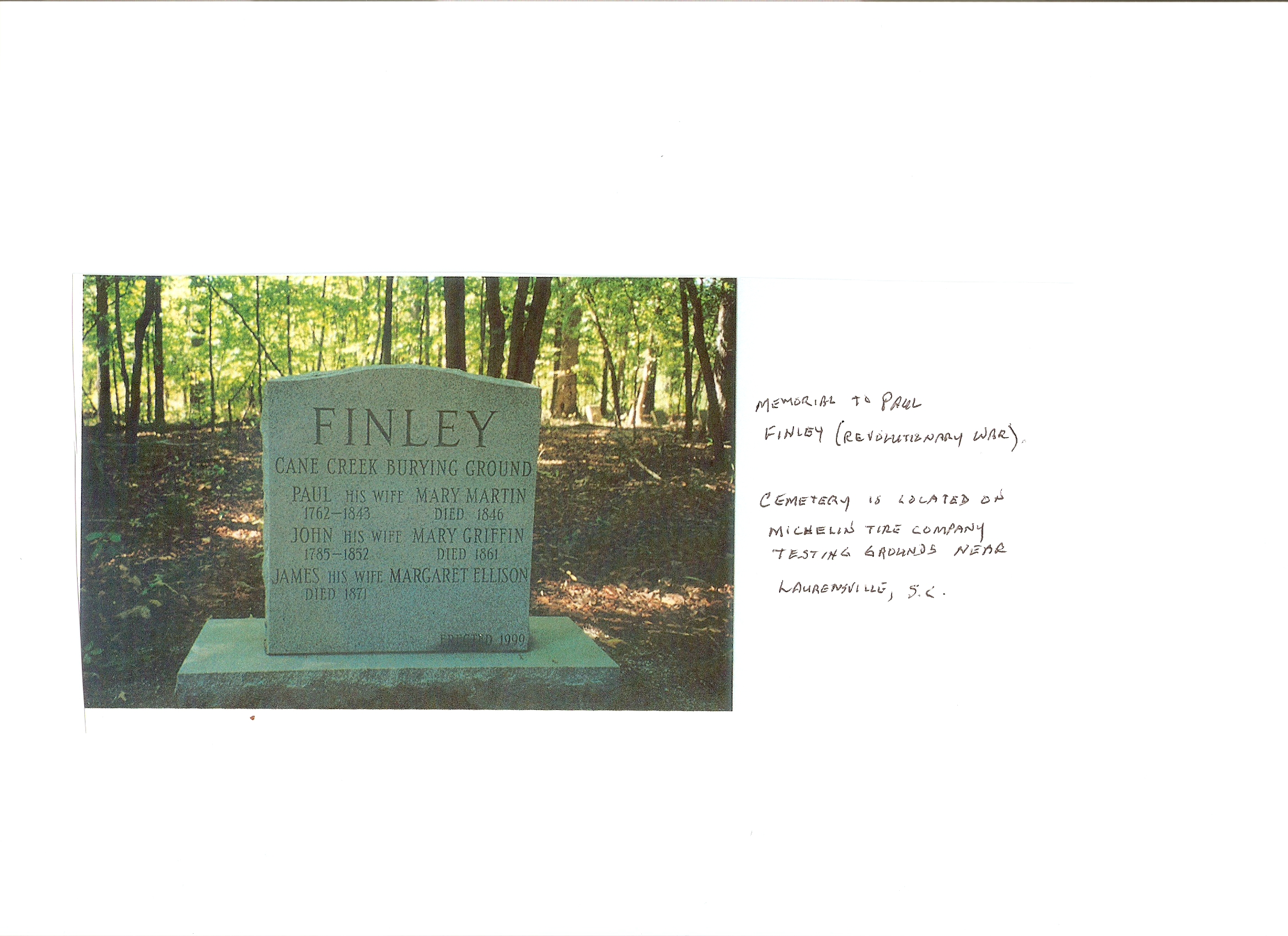 Mary Finley