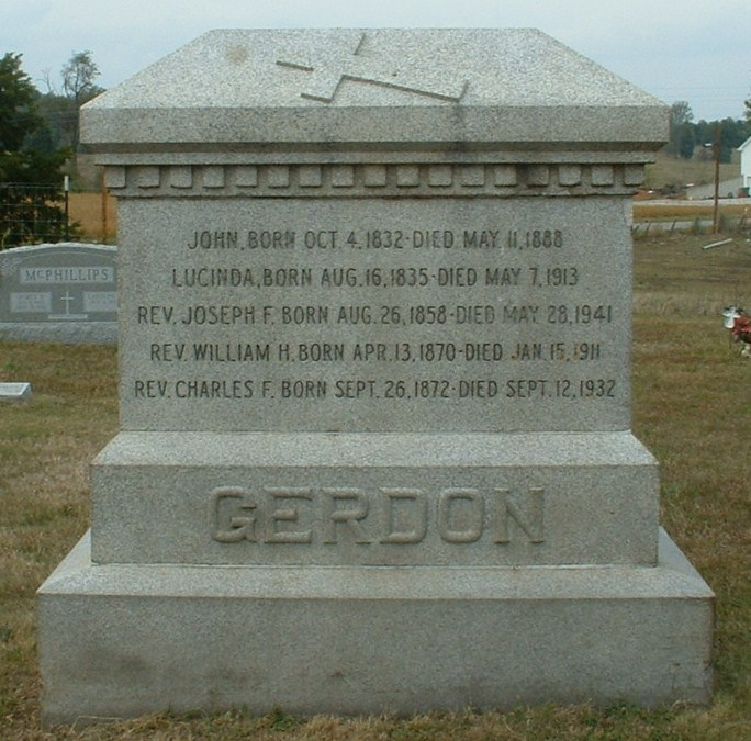 John Gerdon