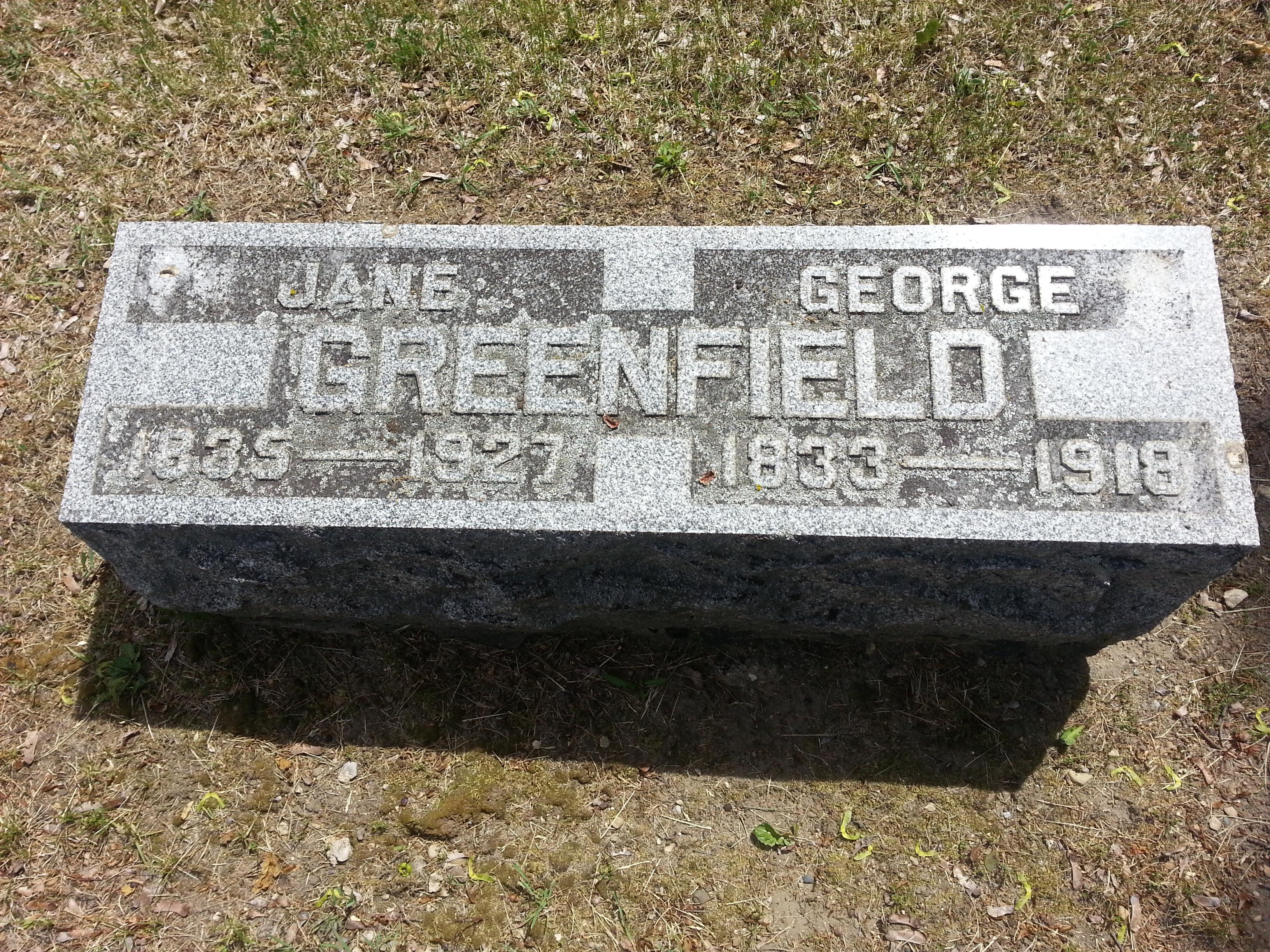 Nina Greenfield