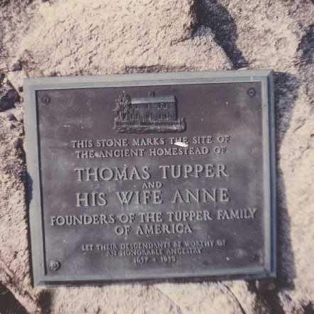 Thomas Tupper