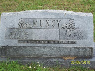 Frankie Muncy