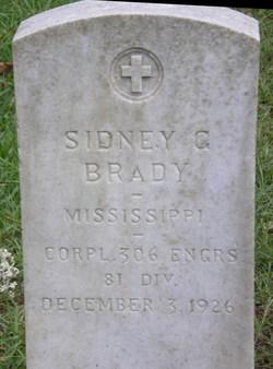 Guy Brady