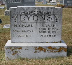 Michael William Lyons