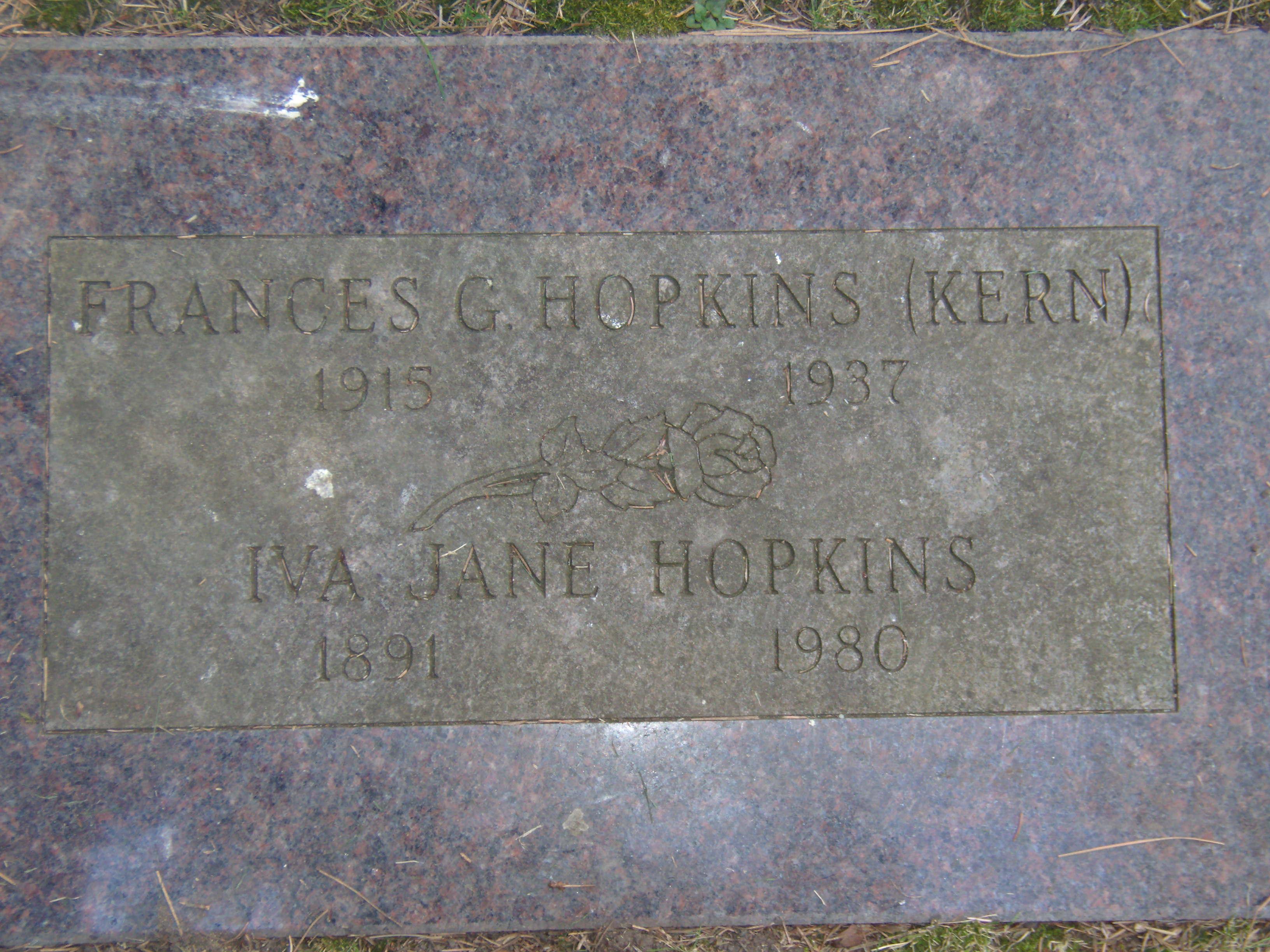 Iva Hopkins