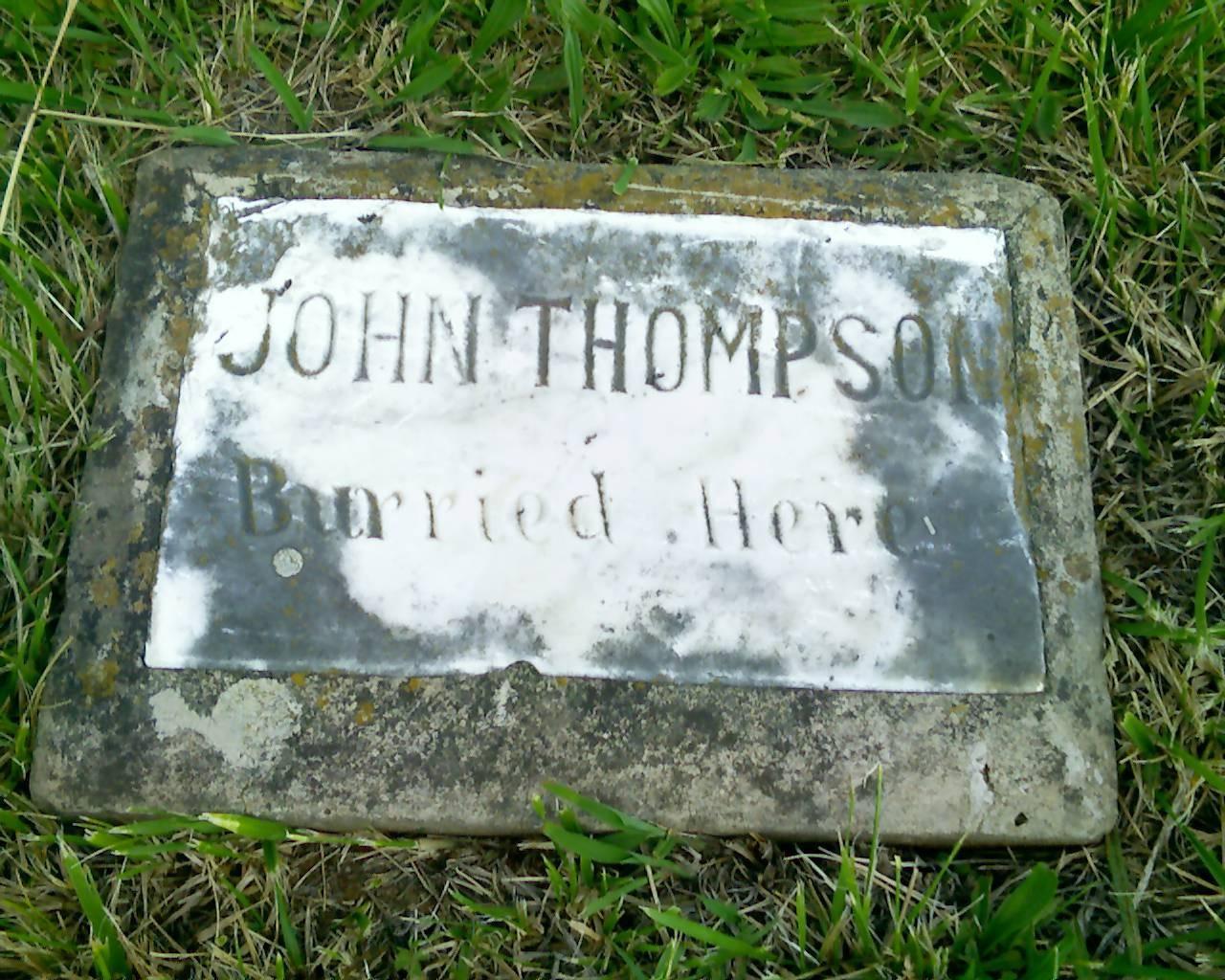 John Thompson