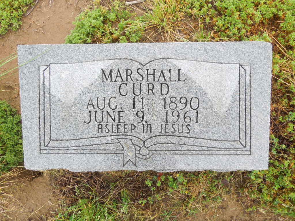 Marshall Curd