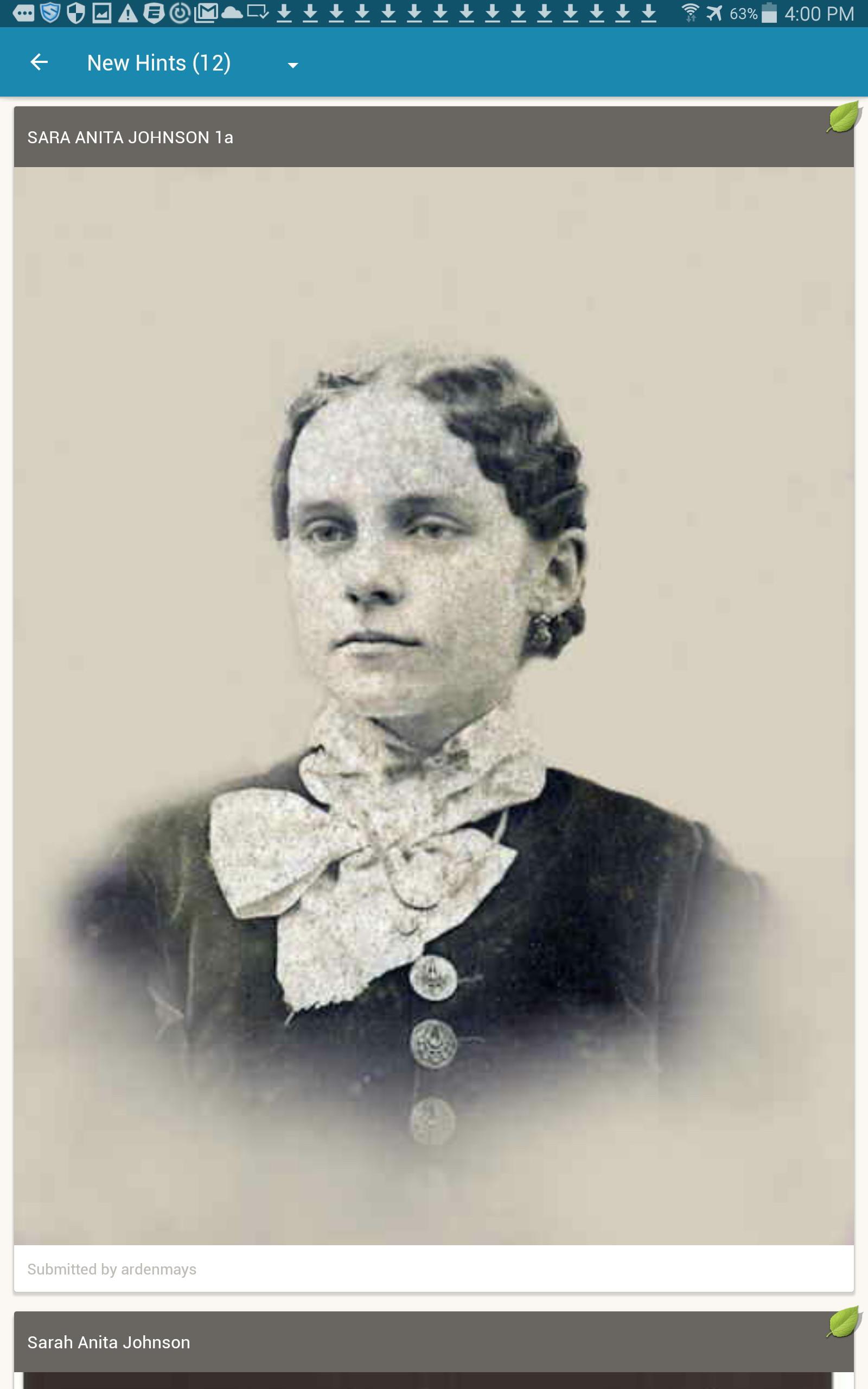 Anita Darlene Johnson