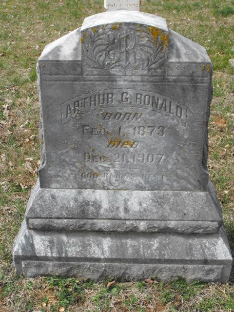 Arthur Gilbert Ronald