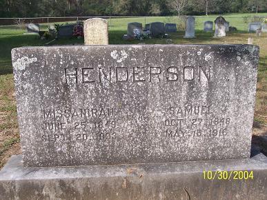 Samuel Taylor Henderson