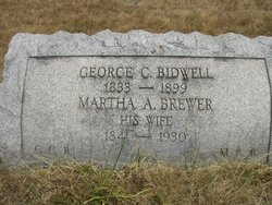 George Smith Bidwell