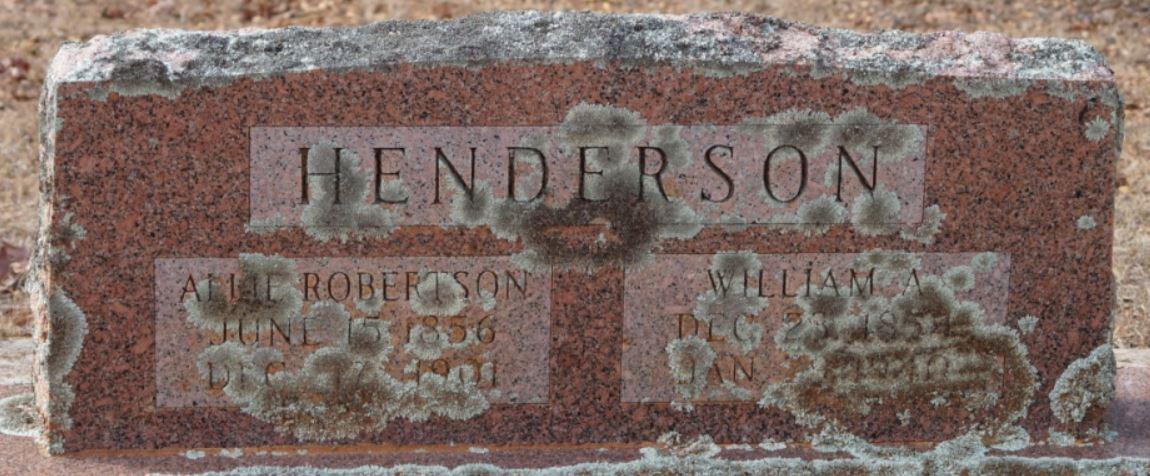 Alonzo Henderson