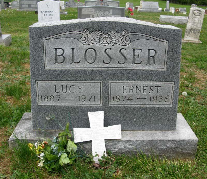 Lucy Blosser