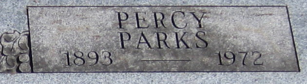 Percy Parks