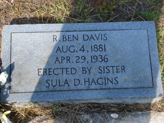 Robert Benjamin Davis