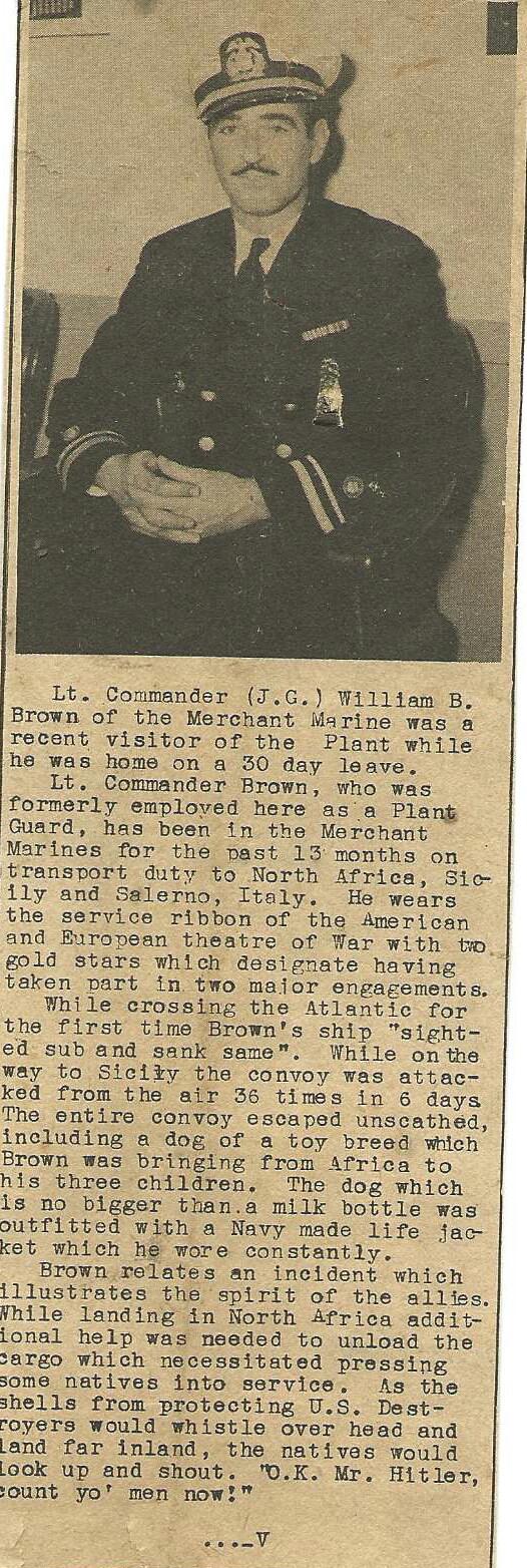 Melvin William Brown