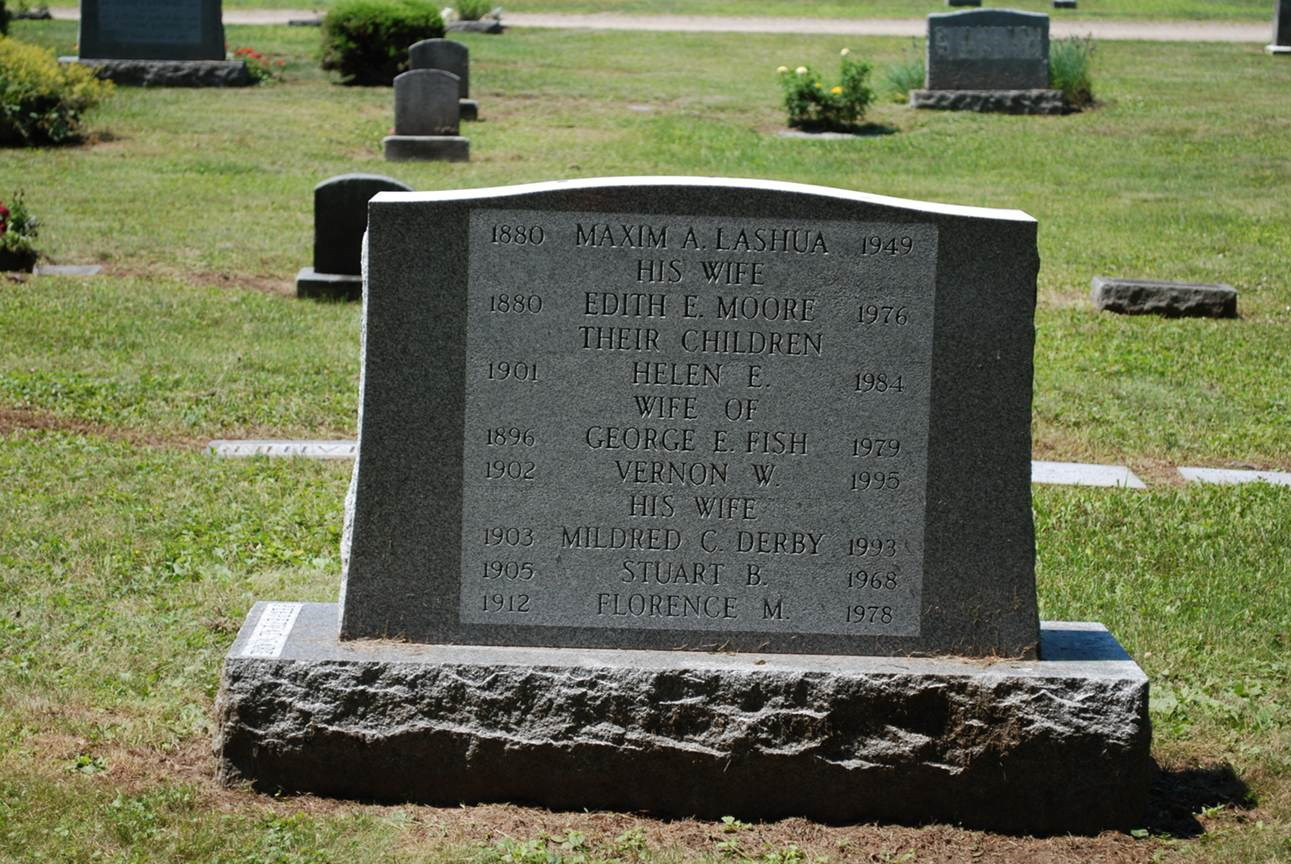 Edith B Moore