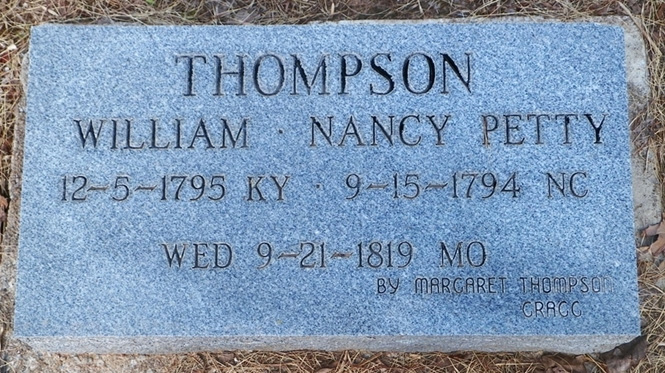 William G Thompson