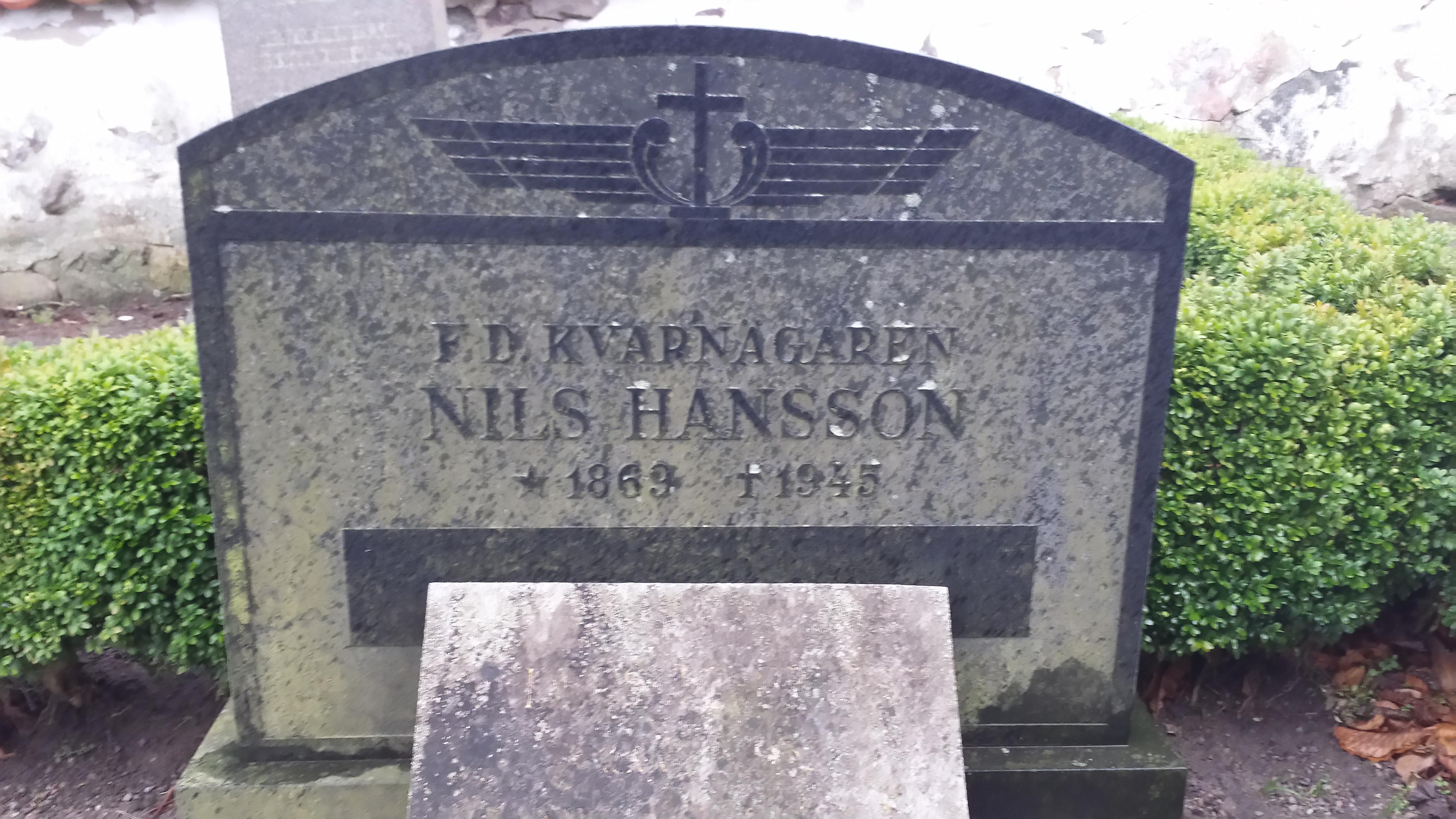 Nils Hansson