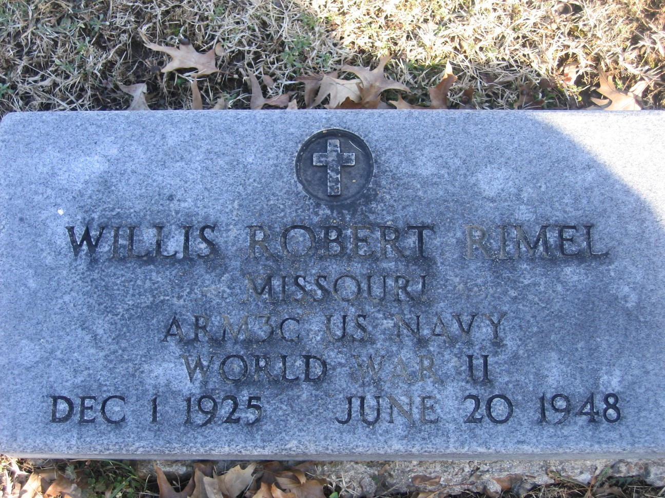 John Robert Rimel
