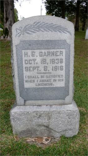 William John Garner