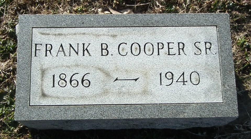 Benjamin Franklin Cooper