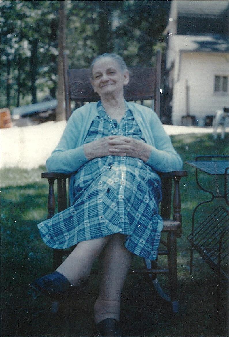 Martha E Franks