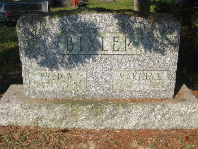 Martha Jane Bixler