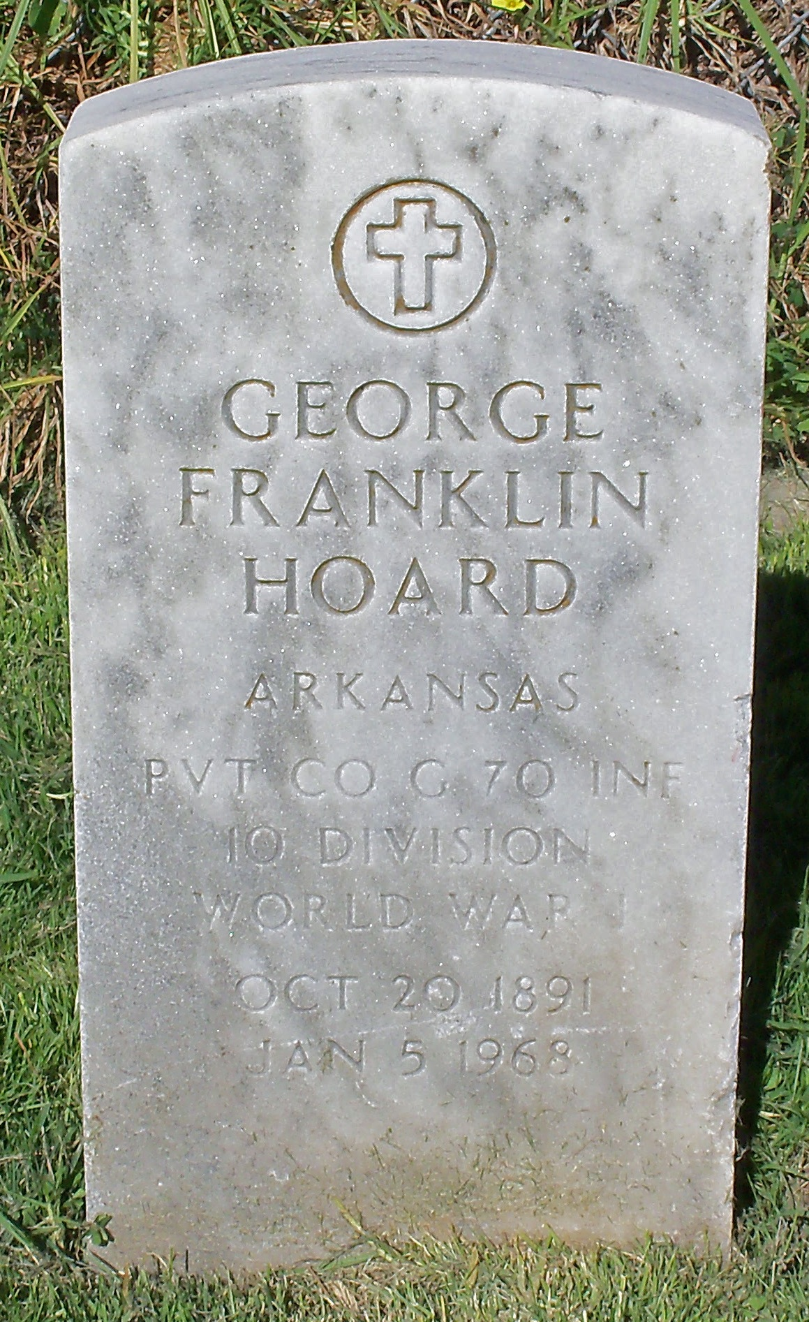 George Lisle Hoard