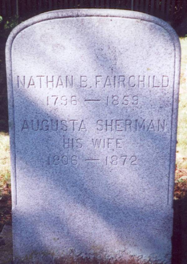 Nathan Fairchild