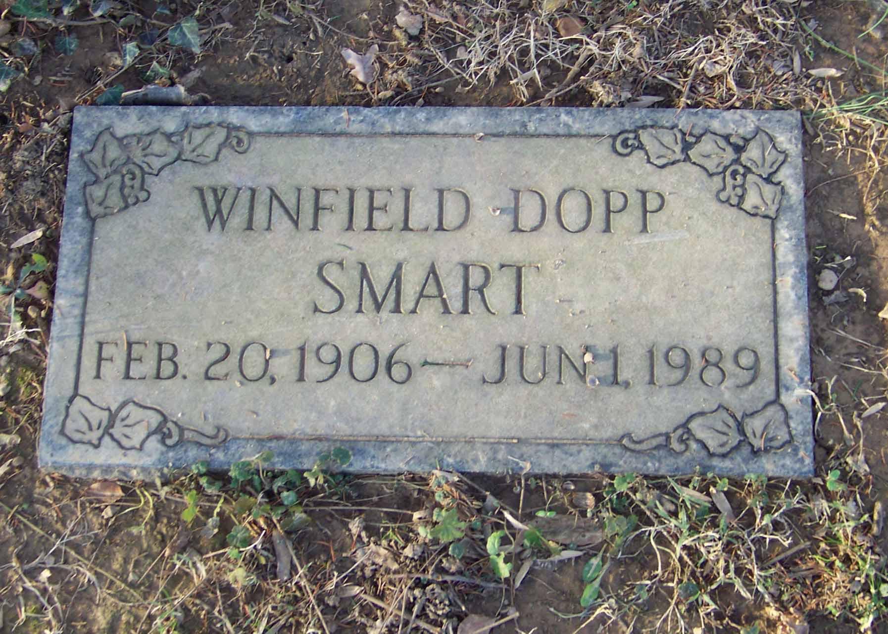 Winfield James Smart