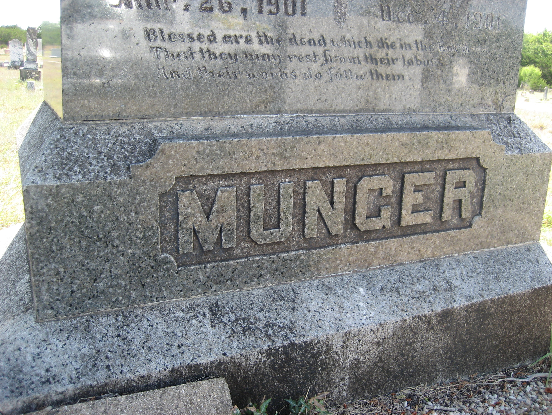 Samuel Munger