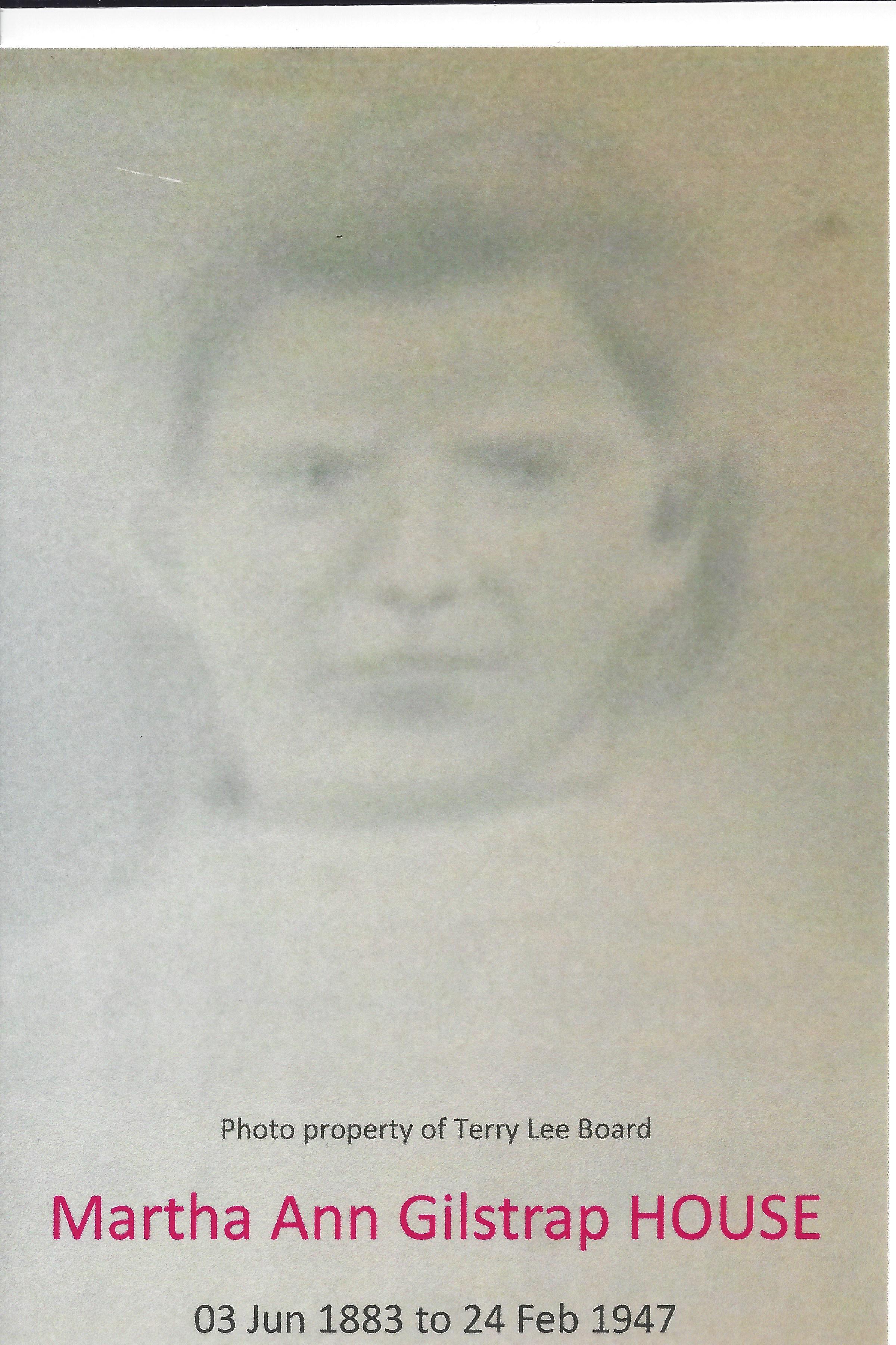 Martha Gilstrap