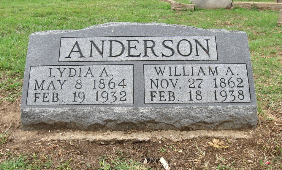 William Amos Anderson