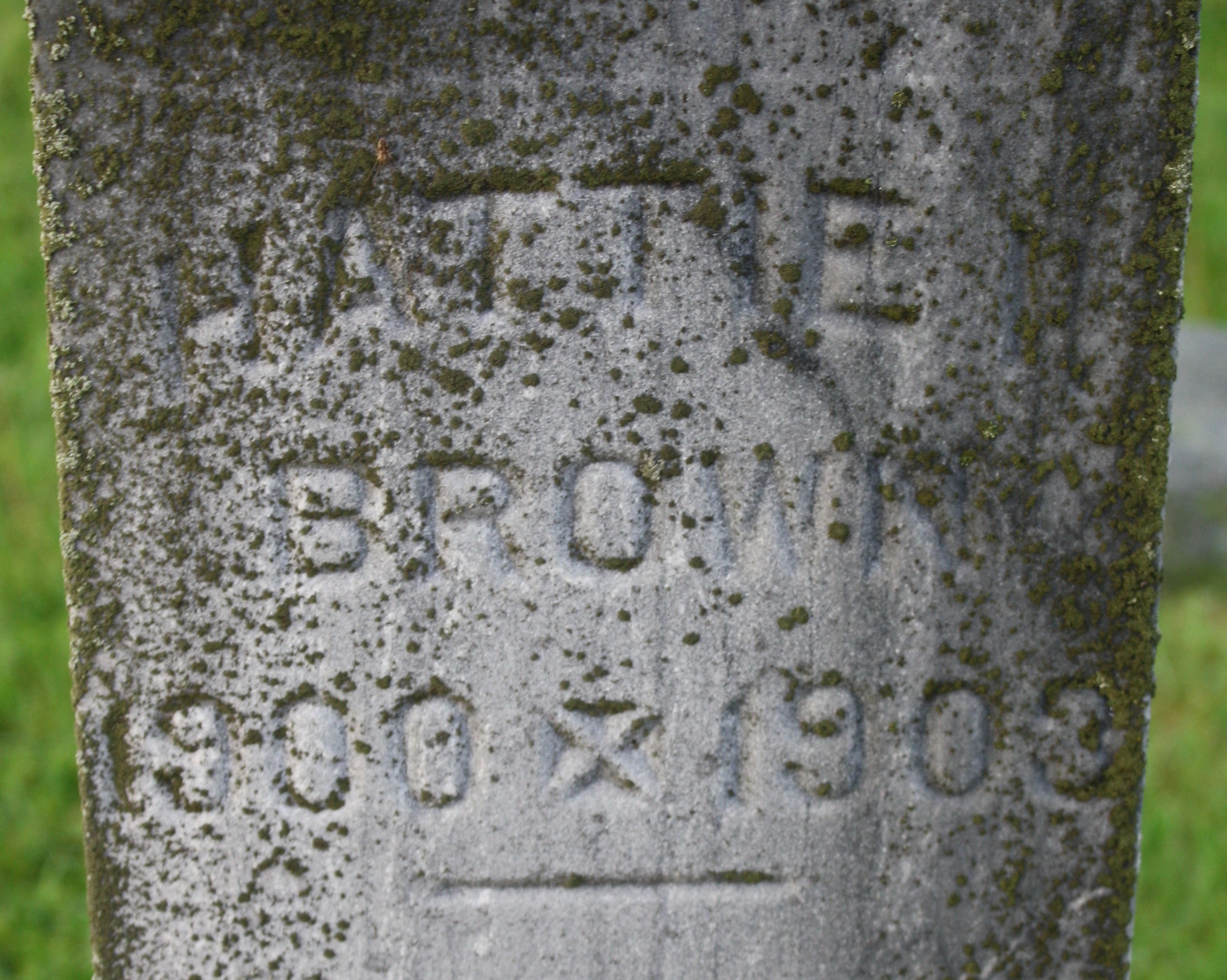 Hattie Brown