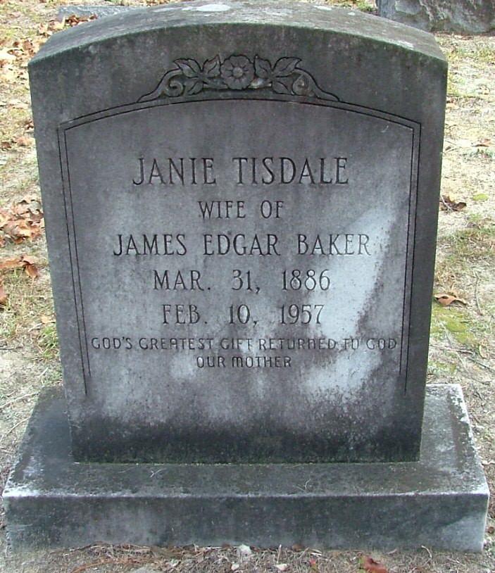 Fitzhugh Tisdale