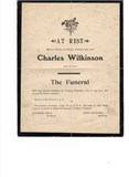 Charles A Wilkinson