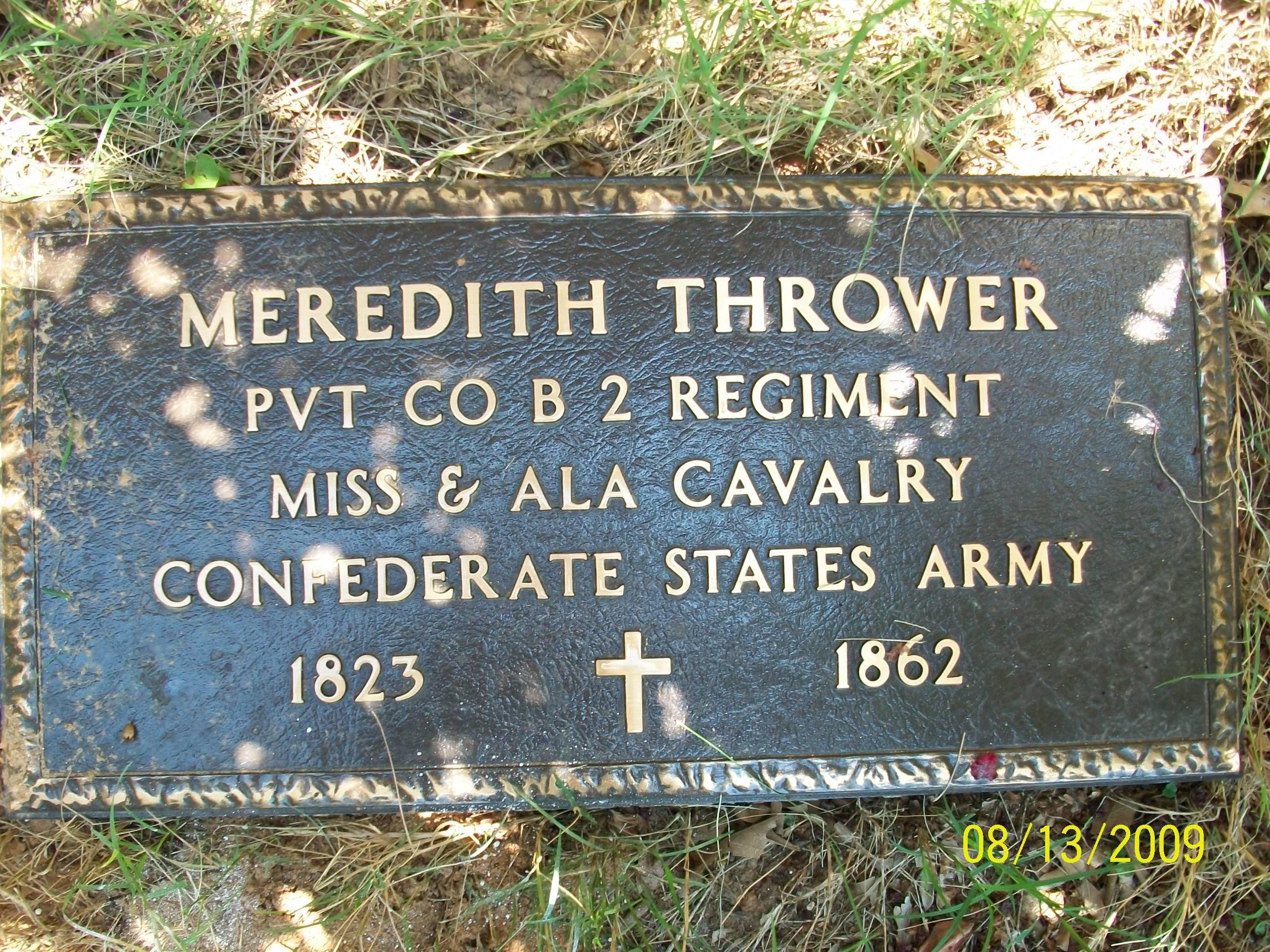 Mary Ann Thrower
