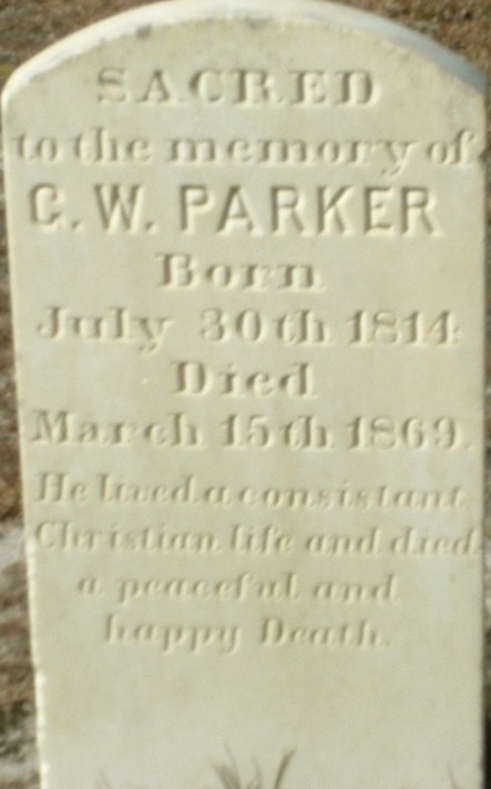 George Washington Parker