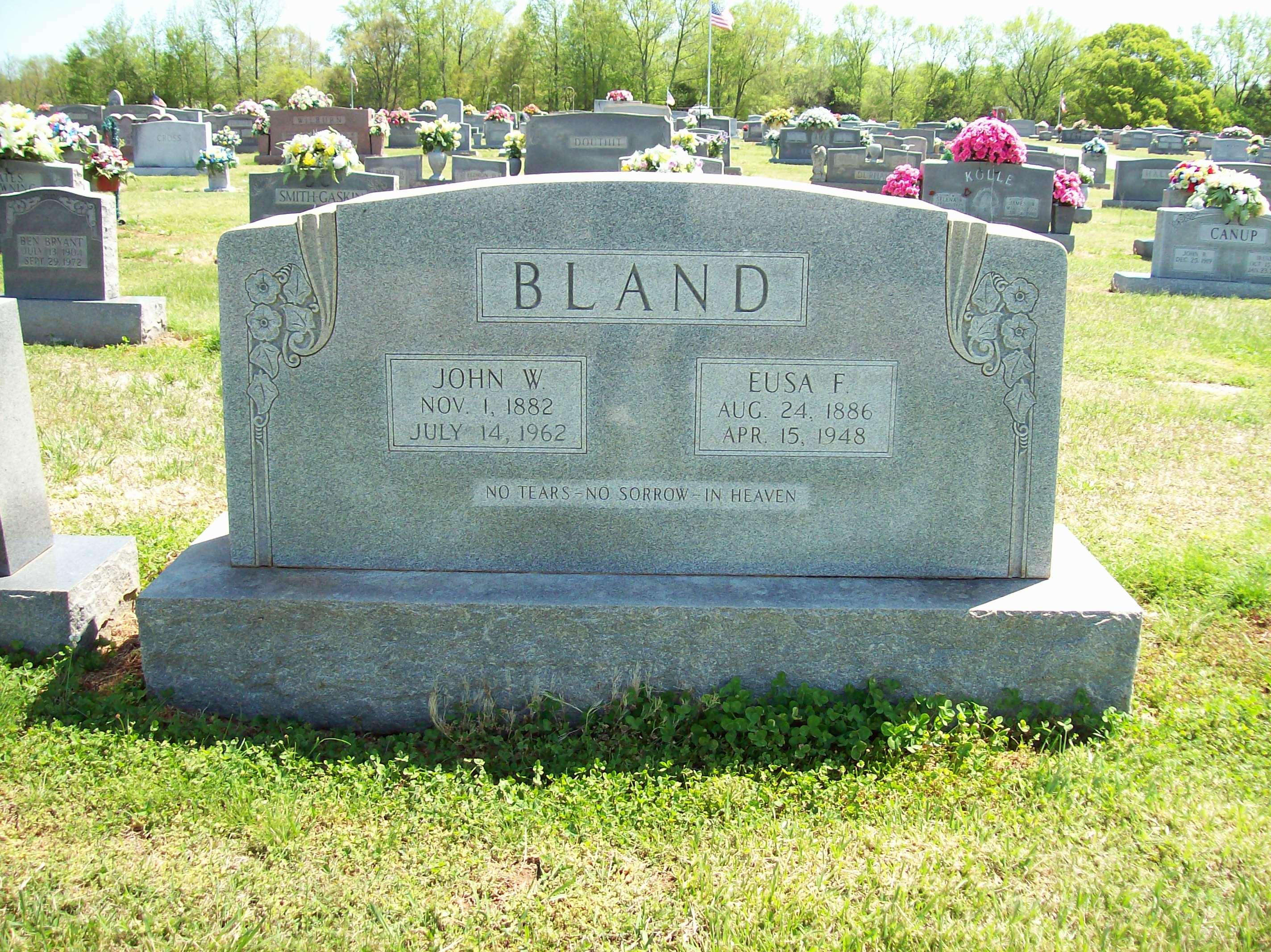 John Thomas Bland