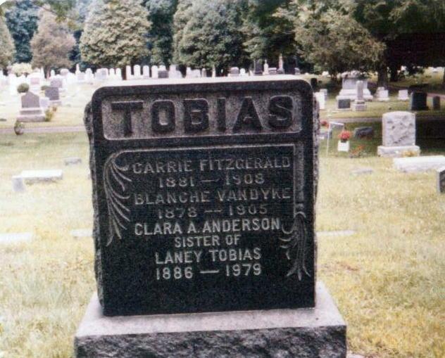 Kate M Tobias